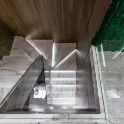 楼梯图片 | 西山林语顶复全案发布