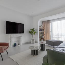 140平-其它风格-客厅图片