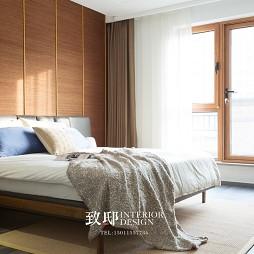 170平北欧极简-卧室图片