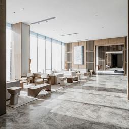 800售楼中心-接待区图片