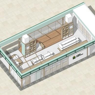 新零售品牌店空间设计_4013310
