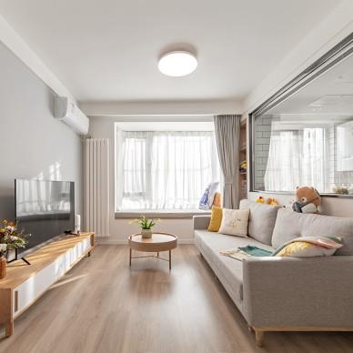爆改一居室,让阳光照进家的每一个角落_4014990