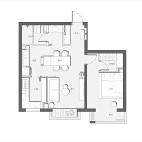 爆改一居室,让阳光照进家的每一个角落_4015002