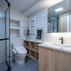 卫生间图片-140平