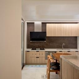 167平中式现代-厨房图片