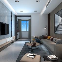 海南私宅空间——现代与新中式_4017573