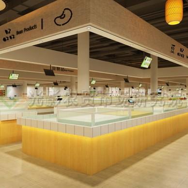 宁波咸祥农贸市场设计案例_4018466