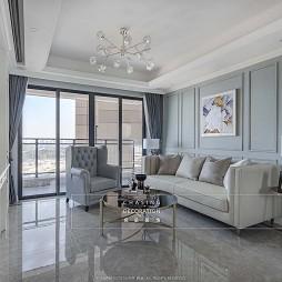 135平-客厅图片