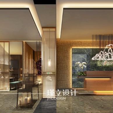 上海spa会所设计_4025355