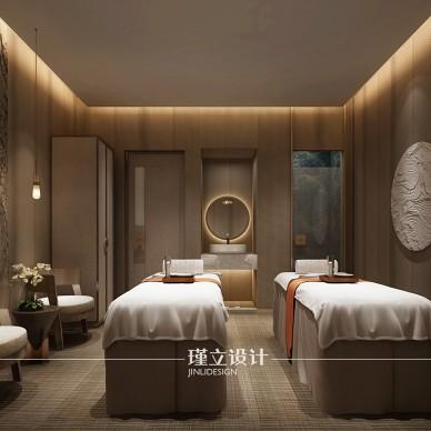 上海spa会所设计_4025357