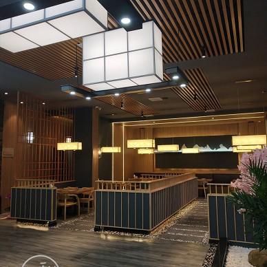 青岛- 花和日式料理店(实景)_4026656