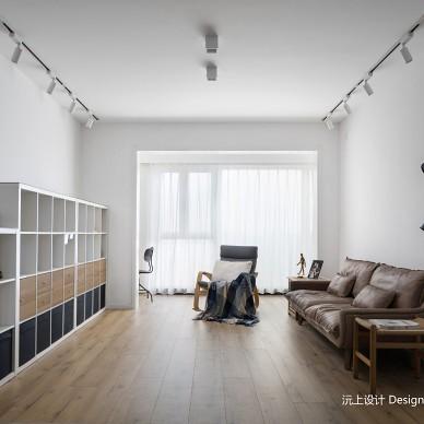 140平北欧极简-客厅图片