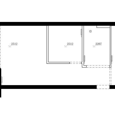48平米小户型改造,家是心灵的岛屿。_4031063