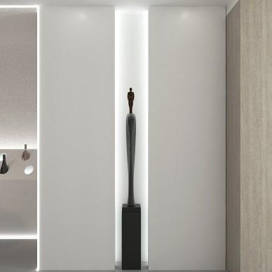 极简 北京one住宅设计_4040260