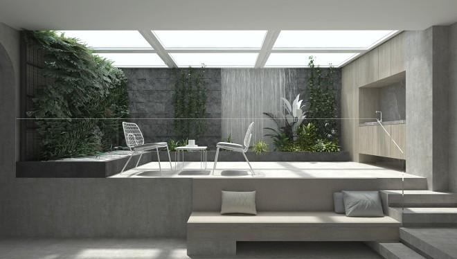 极简 景粼原著复式住宅设计