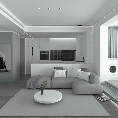 极简 北纬40度住宅设计_4040511