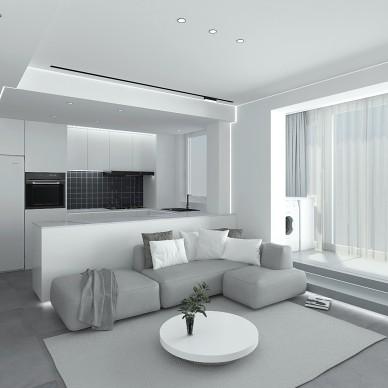 极简 北纬40度住宅设计_4040510