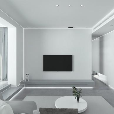 极简 北纬40度住宅设计_4040512