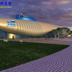 陵水海洋公园鲸鲨馆_4049767