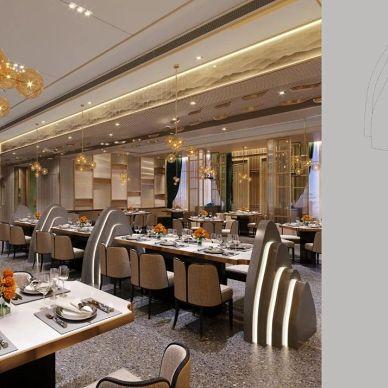 AM设计 | 金磐酒店蜀餐厅_4050476