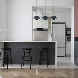 玄关,餐厨吧台二合一,小户型空间拓宽术_4062913