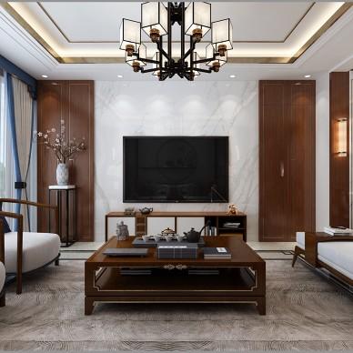 上东国际四居室新中式_4065488