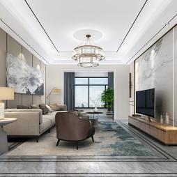 新中式风格家庭设计_4065650