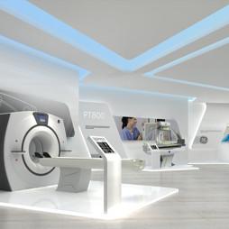 知空间设计作品-美国通用GE医疗北京展厅_4069290