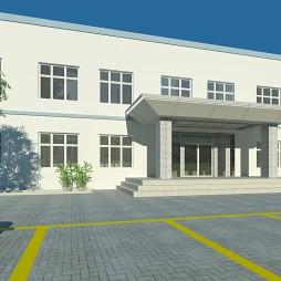 工厂办公楼设计_4071794