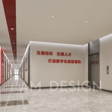 AM设计——北京市消防救援总队机关_4076892