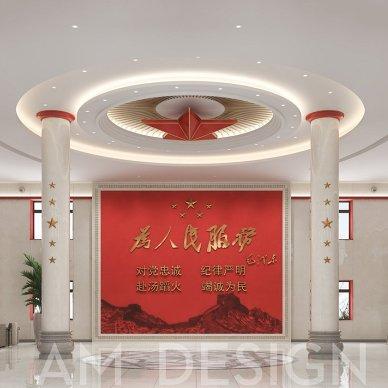 AM设计——北京市消防救援总队机关_4076890