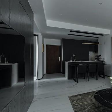 小空间也有大视野-一个58平温暖现代空间_4080066