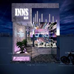 蘭州·INNS酒吧設計_4080562