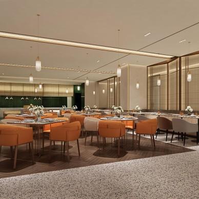 AM设计-香溢餐厅_4080786