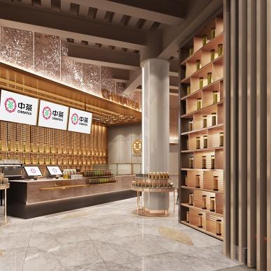 上海中国茶叶体验馆设计_4081111