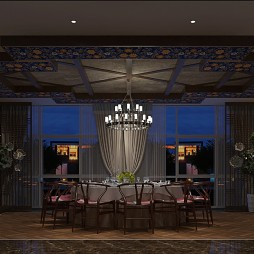 民族酒店设计2_4087152