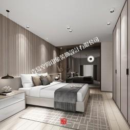 公寓样板房设计-007_1585366226_4091405