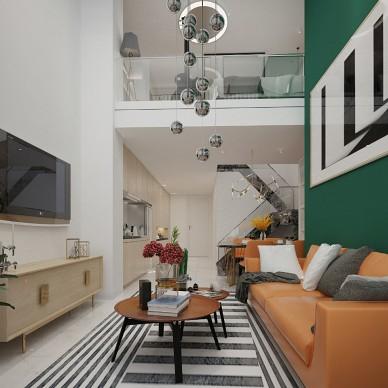 北欧loft 小家装设计_1585579320_4094106