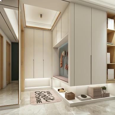 轻奢风家装设计北欧新房设计_1585579557_4094109