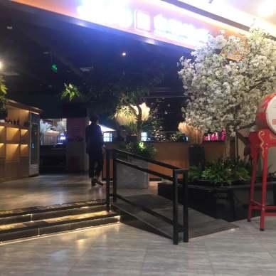 天津梅江永旺商场梨花自助餐厅实景照片_1586747414_4110072