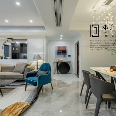 悦水岸 |现代艺术宅,轻奢质感美