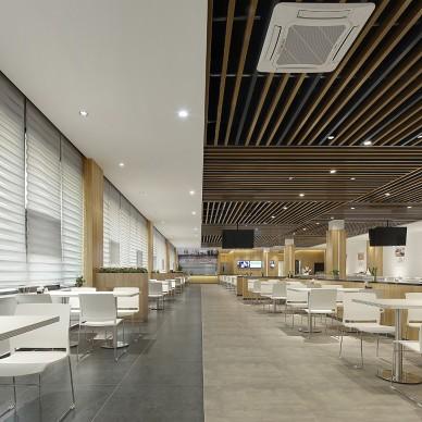 【蘇格設計】國防科技大學食堂設計方案_1586763829_4110572