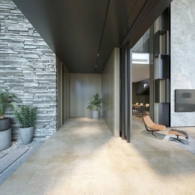 曾经风靡大江南北的现代台式风格|复式住宅_1586850485_4111703