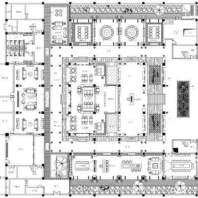 INHOUSE设计:蓝城鄪国古城营销中心_1586942156_4113098