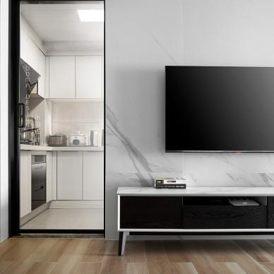 55m²的居所,打造简而不单的生活空间。_1587090467_4115080