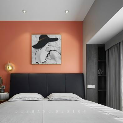 《珊瑚红的春天》:极艺术感的家