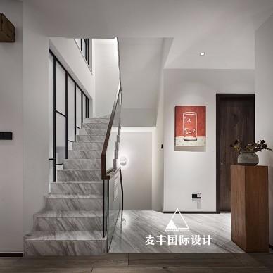 探索現代住宅的生活方式 350㎡私宅設計_1587716202_4123110