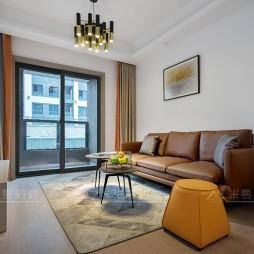 在舒適與藝術之間達到共振丨復地公寓案例_1587808584_4124011