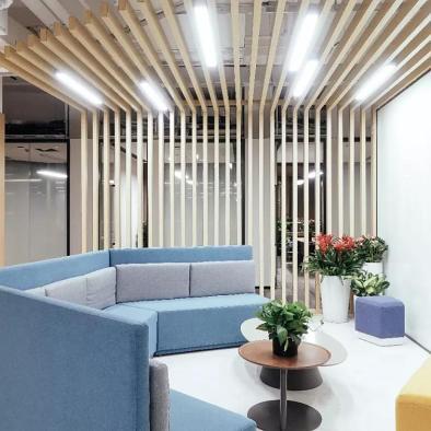年轻态设计美学——海高控股集团办公楼