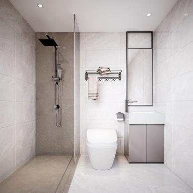 简朴·你期望的家 / 佛山山水复式公寓_1588077125_4126818